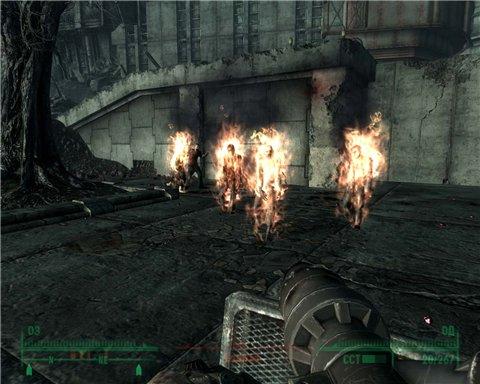 Zombie Apocalypse / Зомби Апокалипсис v 9.1 для Fallout 3