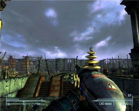 Amazing Color Enhancer / Больше цветов v 1.2 для Fallout 3