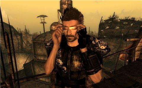 Sunglasses Collection / Солнцезащитные очки - большая коллекция v 1.6 для Fallout 3