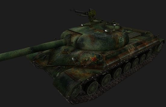 WZ-111 model 1-4 #1 для игры World Of Tanks