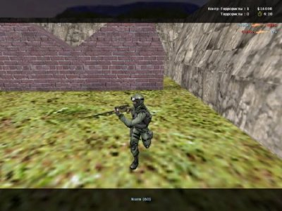 СS Trigen edition для Counter-Strike 1.6