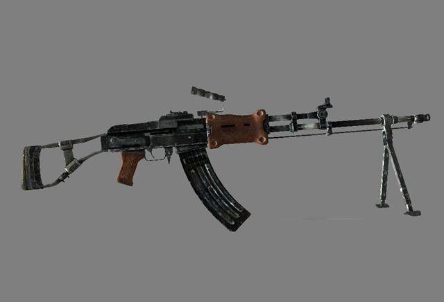 Китайское оружие + бонус для Fallout 3