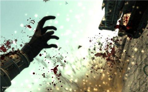 1stPerson Knockdowns / Падение при взрывах от 1-го лица v 1.0 для Fallout 3