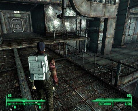 BlackWolf Backpack / Большая коллекция рюкзаков + бонус v 1.0 a для Fallout 3
