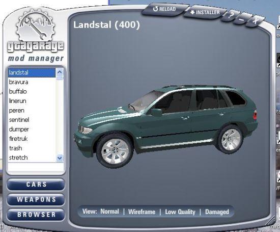 img tool 2.0 + ggmm для Grand Theft Auto: San Andreas