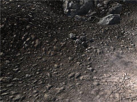 Less Rocks / Меньше камней - улучшаем производительность v 1.0 для Fallout 3