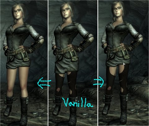 Tailor Maid - на русском (обновлено) для Fallout 3