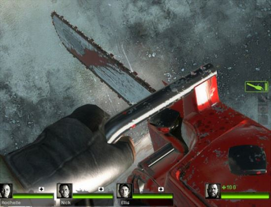 Evil Dead Chainsaw для Left 4 Dead 2