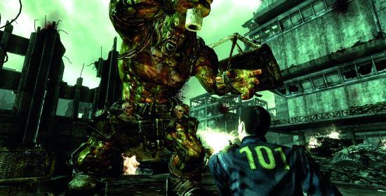 Head Bobbing / Покачивание головы при ходьбе/беге v 1.0 для Fallout 3