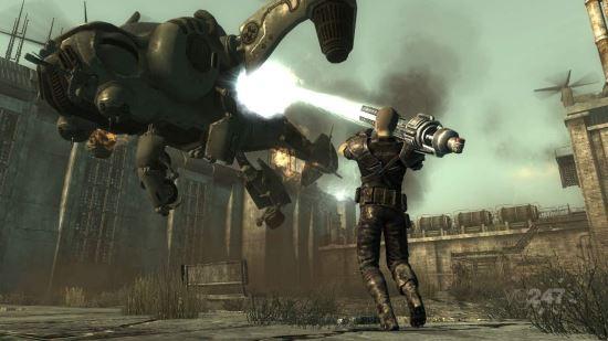 Новые вспышки при выстрелах из оружия для Fallout 3