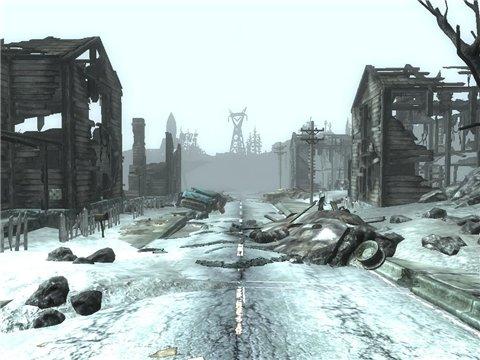 Зима для Fallout 3