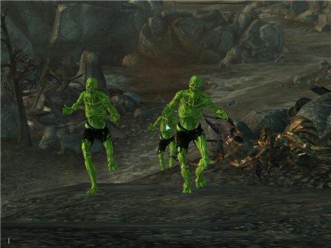 Ghoul Adder 1.0 / Больше гулей в пустоши для Fallout 3
