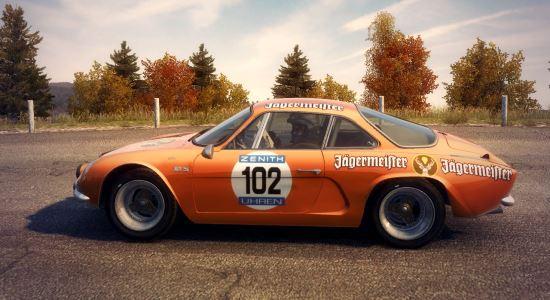 Машина Renault 5 для DiRT 3