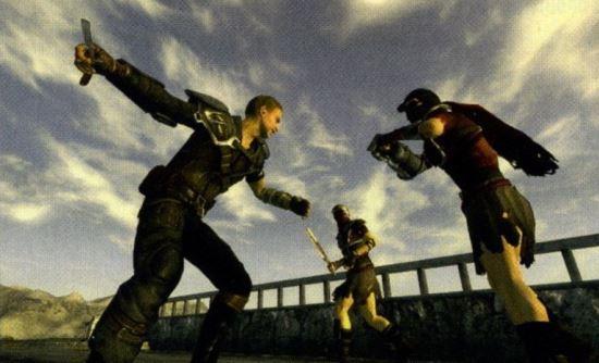Combat Style Perks / Боевые перки для Fallout 3
