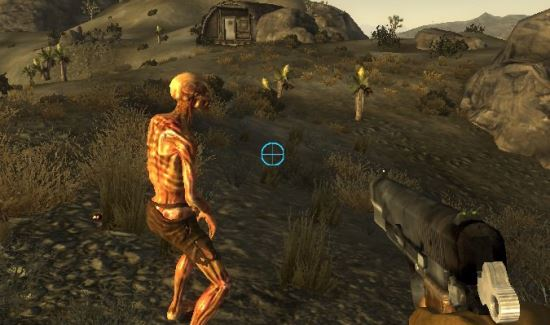 Более удобный прицел для Fallout 3