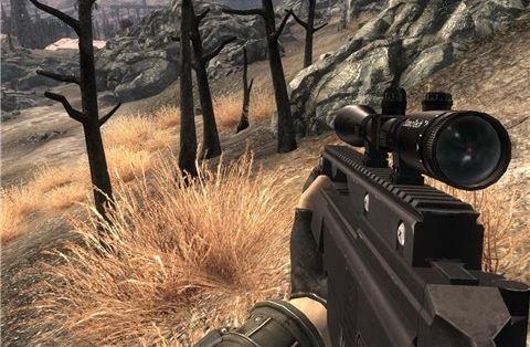 Тактическое оружие Фредерика для Fallout 3