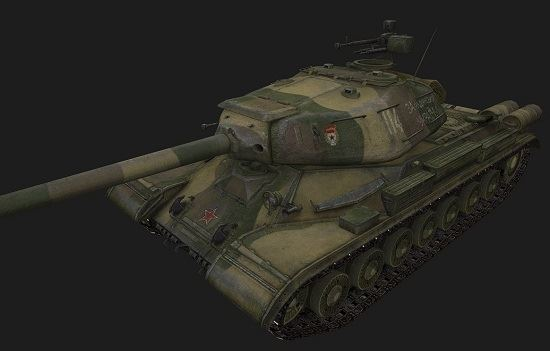 ИС-4М #16 для игры World Of Tanks