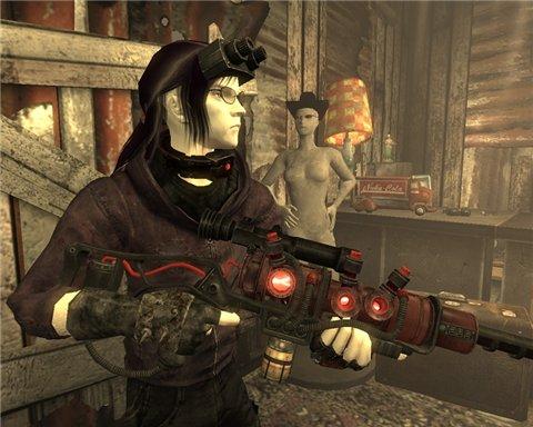 Kikais Equipment v 2.0 для Fallout 3