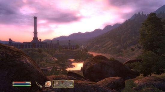 Пропуск обучения для The Elder Scrolls IV: Oblivion