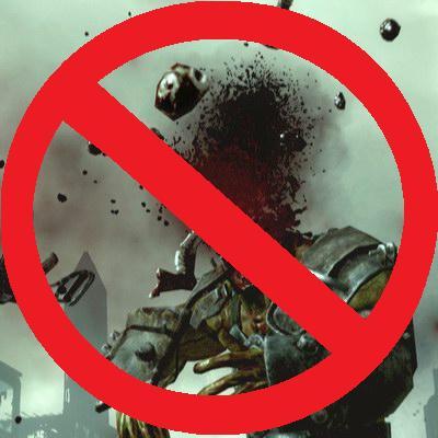 Меньше жестокости для Fallout 3