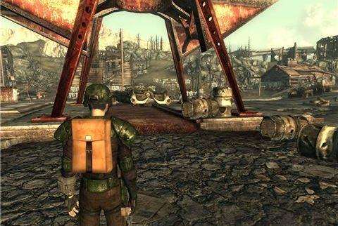 Классическая боевая броня МК2 / Combat Armor Mark II v 1.03 для Fallout 3