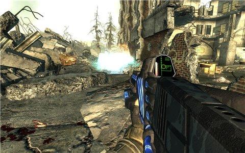 Бластерные пушки - на русском для Fallout 3