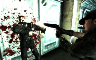 The Gore Blood Package для Fallout 3