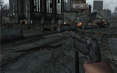 Fallout classic weapons - revived - на русском для Fallout 3