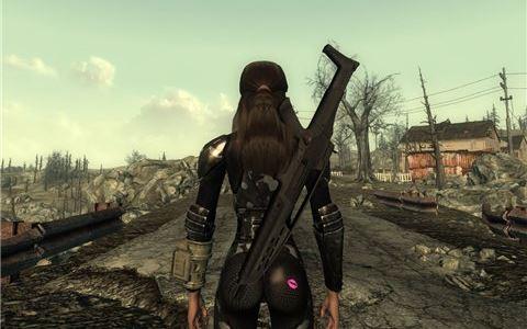 HK SL8 и XM8 штурмовые винтовки - на русском для Fallout 3