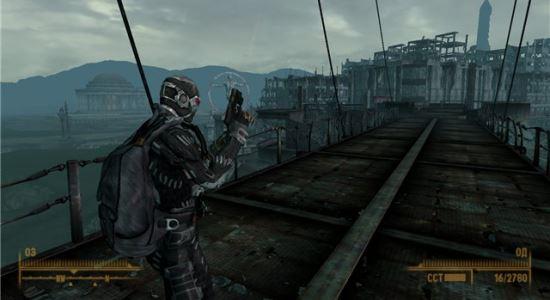 Crysis Pack для Fallout 3