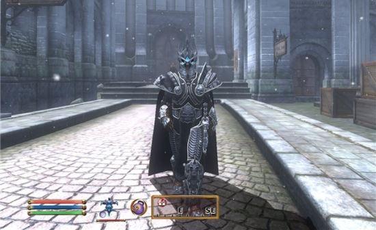 Броня Короля Лича для The Elder Scrolls IV: Oblivion