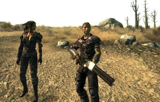 Вера и Судьба. Rawlings Deagle для Fallout 3