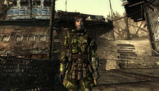 10 Полевых Курток - на русском для Fallout 3