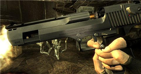 Desert Eagles для Fallout 3