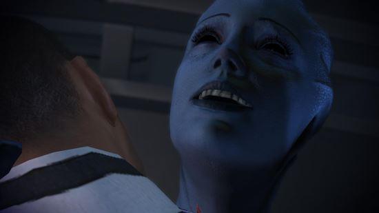 Сексуальная Самара - в двух версиях для Mass Effect