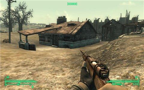 Новые дома для исследования - на русском для Fallout 3