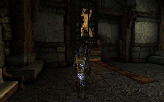 Персональный замок с гаремом для Dragon Age: Origins