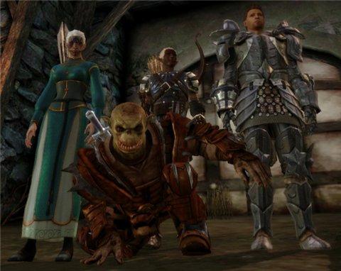 2 отличных мода для изменения формы и навыков героя для Dragon Age: Origins