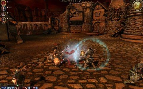 Арена Смотрителя для Dragon Age: Origins
