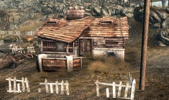 Ранчо для Fallout 3