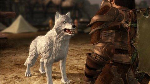 Волк - лучший друг человека для Dragon Age: Origins