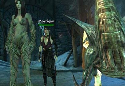 Изменение внешнего вида для Dragon Age: Origins