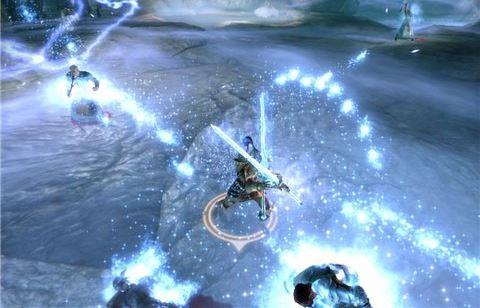Армагеддон - новые комбо заклинания для мага для Dragon Age: Origins