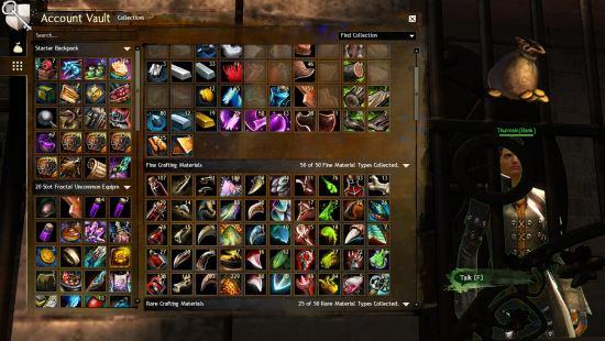 Вместимость инвентаря - 125 предметов для Dragon Age: Origins