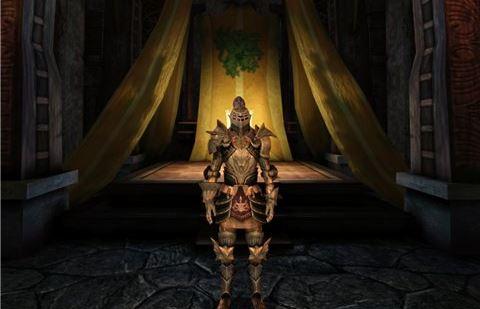 Королевская броня / King Armor v 1.0 для Dragon Age: Origins