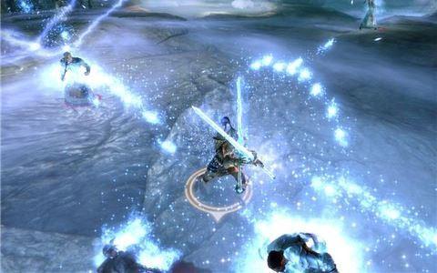 Божественные заклинания / Spell School - Divine v 1.0 для Dragon Age: Origins