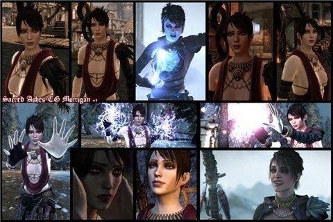 Лица Священного Пепла для Dragon Age: Origins