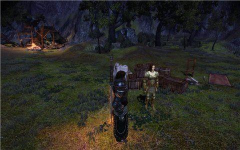 Миша-Хранитель / Misha the Hoarder для Dragon Age: Origins