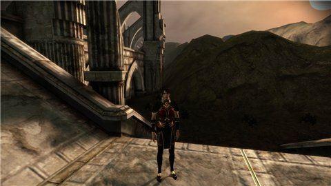 Роба Мага Крови / Blood Mage Robe для Dragon Age: Origins