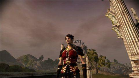 Sanguis Ignis - Кровавый Огонь (роба) / Sanguis Ignis для Dragon Age: Origins